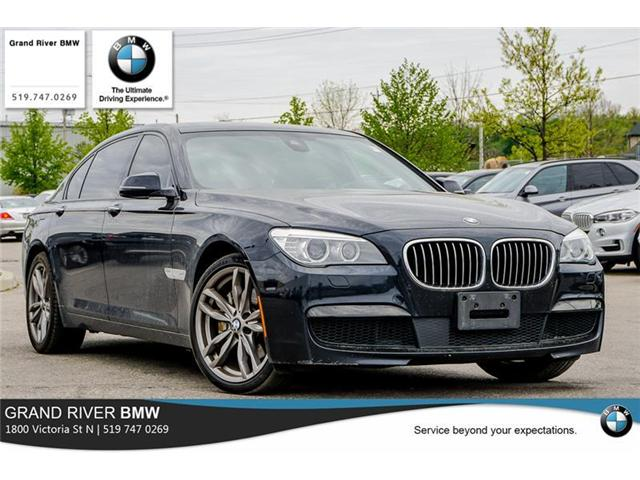 2013 BMW 740 Li xDrive (Stk: PW4827A) in Kitchener - Image 1 of 6