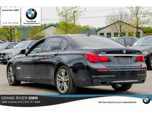 2013 BMW 740 Li xDrive (Stk: PW4827A) in Kitchener - Image 2 of 6