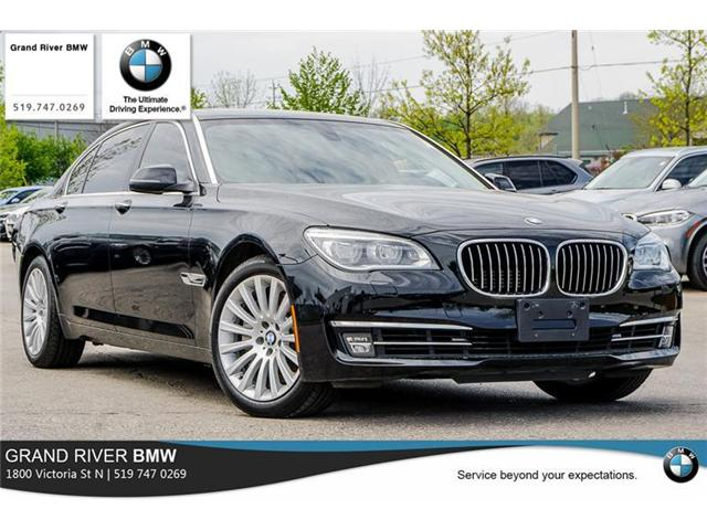 2015 BMW 750 Li xDrive (Stk: PW4837) in Kitchener - Image 1 of 22