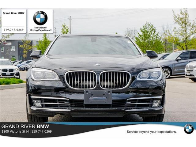 2015 BMW 750 Li xDrive (Stk: PW4837) in Kitchener - Image 2 of 22