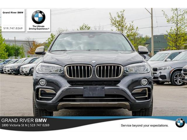2017 BMW X6 xDrive35i (Stk: PW4843) in Kitchener - Image 2 of 22