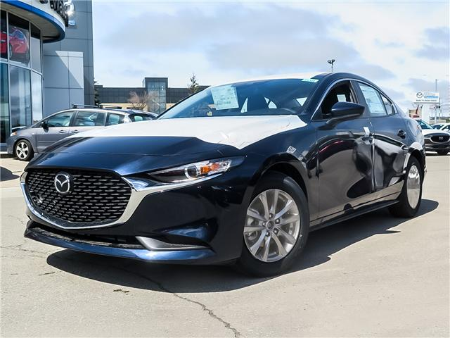 2019 Mazda Mazda3 GS (Stk: A6573) in Waterloo - Image 1 of 14