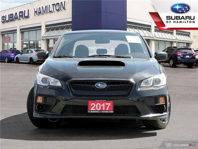 2017 Subaru WRX Base (Stk: S7581A) in Hamilton - Image 2 of 27