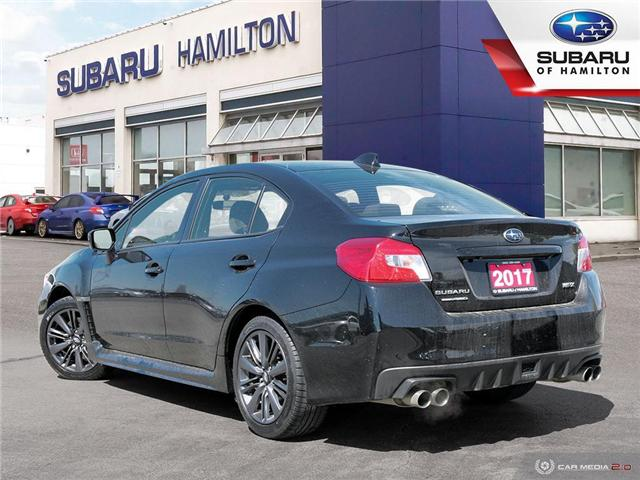 2017 Subaru WRX Base (Stk: S7581A) in Hamilton - Image 4 of 27