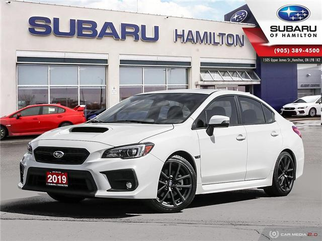 2019 Subaru WRX Sport-tech (Stk: S7526) in Hamilton - Image 1 of 27