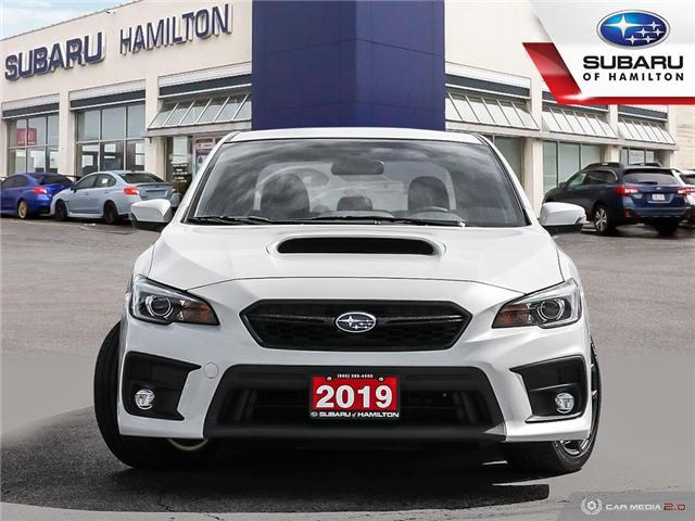 2019 Subaru WRX Sport-tech (Stk: S7526) in Hamilton - Image 2 of 27