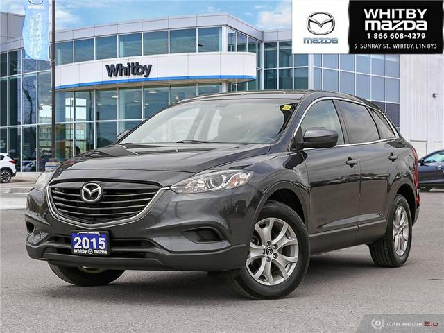 2015 Mazda CX-9 GS (Stk: 190100A) in Whitby - Image 1 of 27