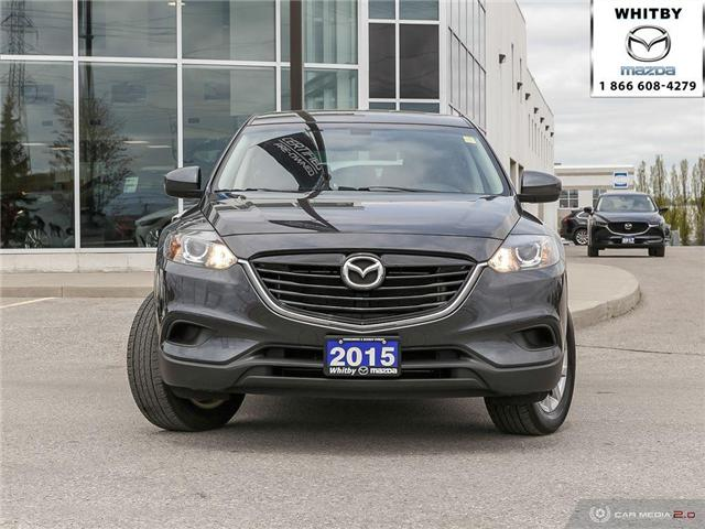 2015 Mazda CX-9 GS (Stk: 190100A) in Whitby - Image 2 of 27