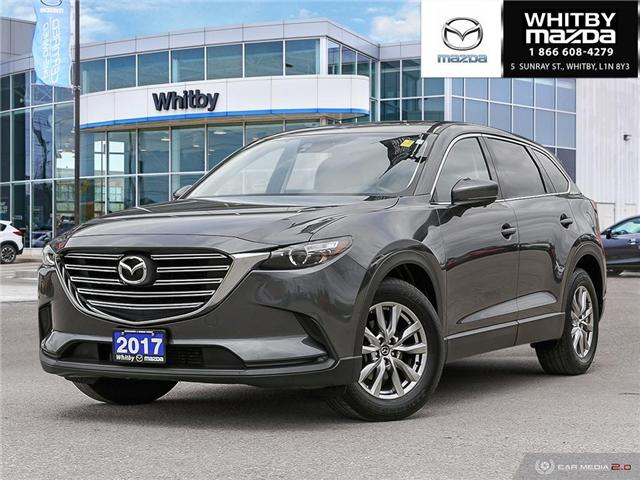 2017 Mazda CX-9 GS-L (Stk: P17436) in Whitby - Image 1 of 27