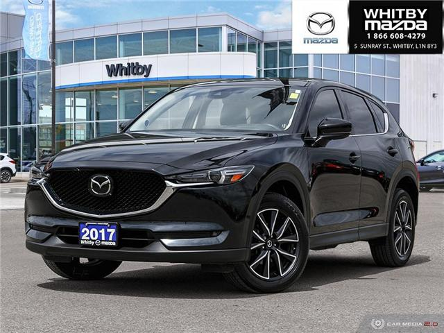 2017 Mazda CX-5 GT (Stk: 190328A) in Whitby - Image 1 of 27