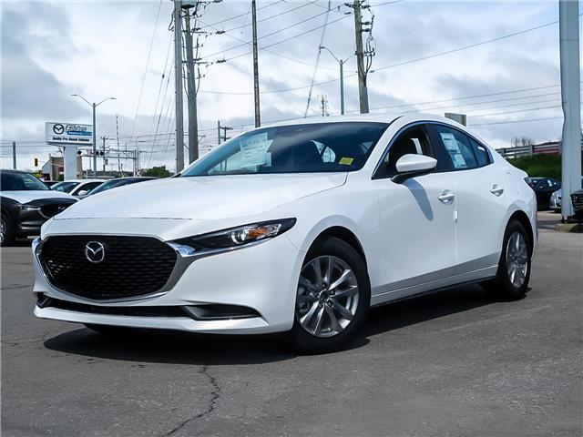 2019 Mazda Mazda3 GS (Stk: A6620) in Waterloo - Image 1 of 16