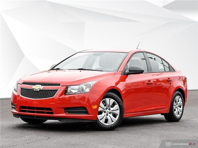2014 Chevrolet Cruze 2LS (Stk: TR4948) in Windsor - Image 1 of 26