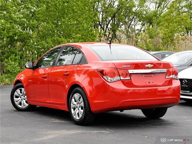 2014 Chevrolet Cruze 2LS (Stk: TR4948) in Windsor - Image 4 of 26