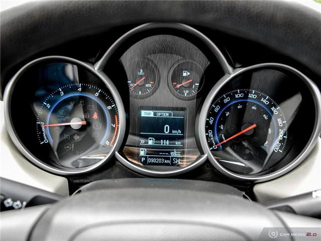 2014 Chevrolet Cruze 2LS (Stk: TR4948) in Windsor - Image 15 of 26