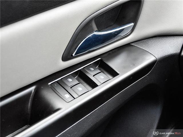 2014 Chevrolet Cruze 2LS (Stk: TR4948) in Windsor - Image 17 of 26