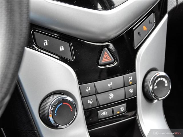 2014 Chevrolet Cruze 2LS (Stk: TR4948) in Windsor - Image 19 of 26