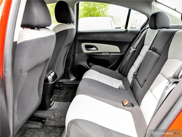 2014 Chevrolet Cruze 2LS (Stk: TR4948) in Windsor - Image 23 of 26