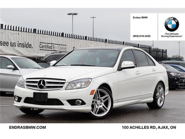 2008 Mercedes-Benz C-Class Base (Stk: 52452B) in Ajax - Image 1 of 20