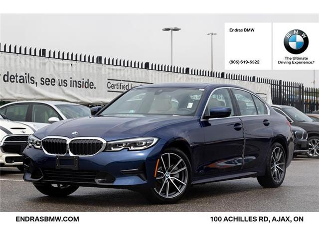 2019 BMW 330i xDrive (Stk: 35509) in Ajax - Image 1 of 22