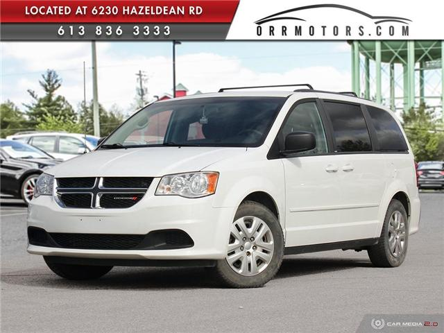 2014 Dodge Grand Caravan 29G SXT (Stk: 5595-1) in Stittsville - Image 1 of 28