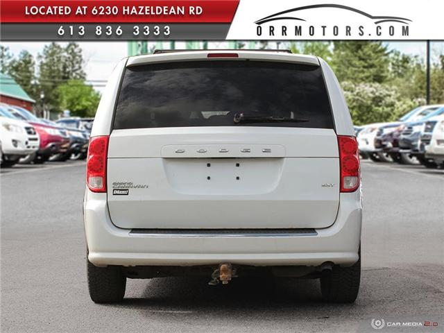 2014 Dodge Grand Caravan 29G SXT (Stk: 5595-1) in Stittsville - Image 5 of 28