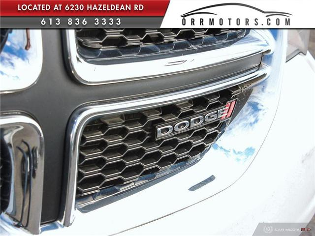 2014 Dodge Grand Caravan 29G SXT (Stk: 5595-1) in Stittsville - Image 7 of 28