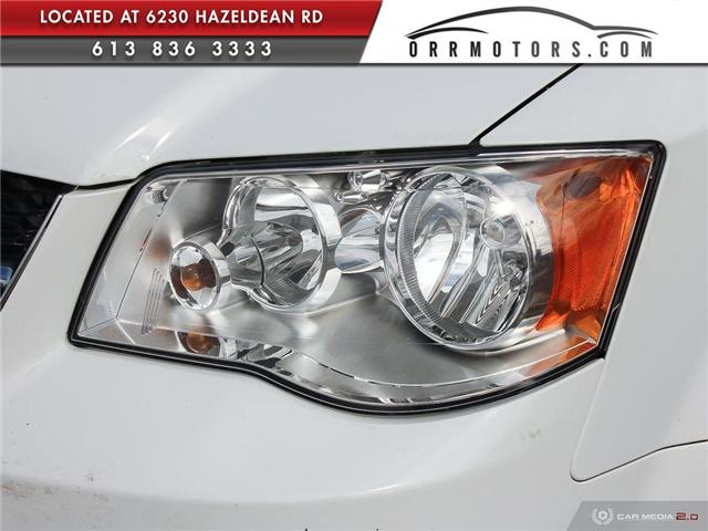 2014 Dodge Grand Caravan 29G SXT (Stk: 5595-1) in Stittsville - Image 8 of 28