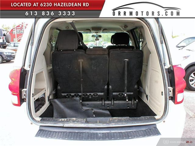 2014 Dodge Grand Caravan 29G SXT (Stk: 5595-1) in Stittsville - Image 9 of 28