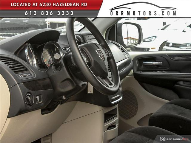 2014 Dodge Grand Caravan 29G SXT (Stk: 5595-1) in Stittsville - Image 13 of 28