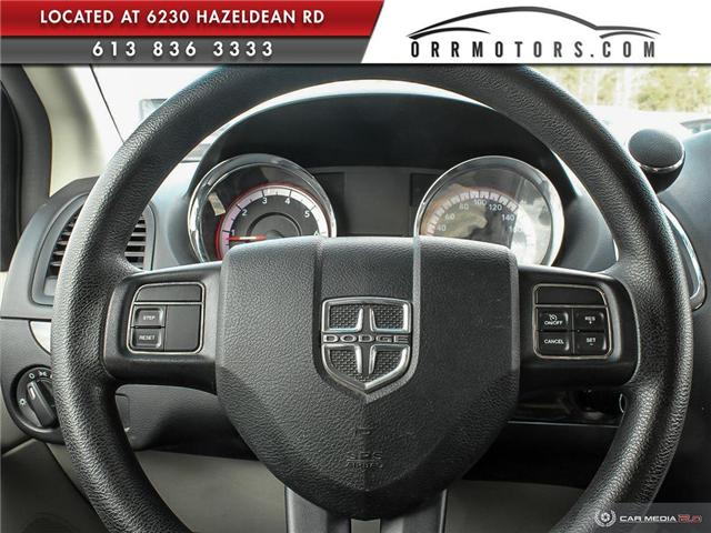 2014 Dodge Grand Caravan 29G SXT (Stk: 5595-1) in Stittsville - Image 14 of 28
