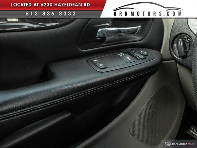 2014 Dodge Grand Caravan 29G SXT (Stk: 5595-1) in Stittsville - Image 16 of 28