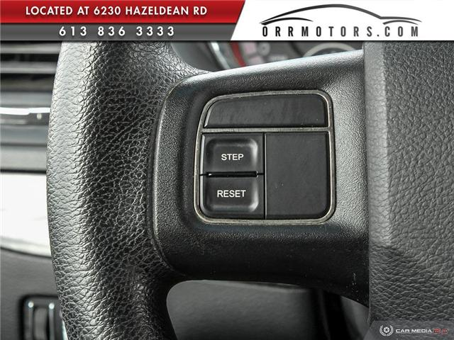 2014 Dodge Grand Caravan 29G SXT (Stk: 5595-1) in Stittsville - Image 17 of 28