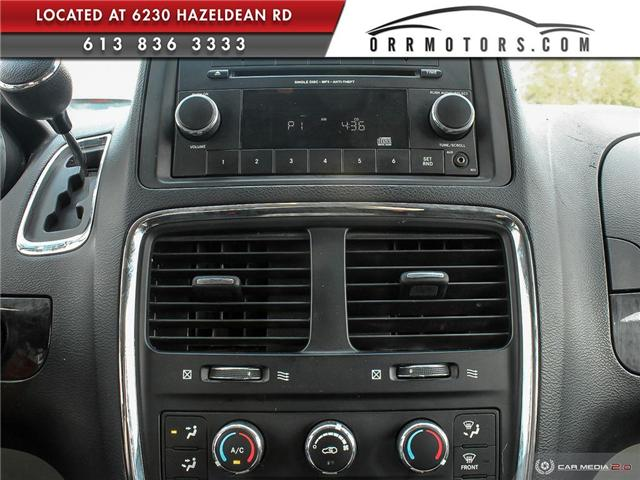 2014 Dodge Grand Caravan 29G SXT (Stk: 5595-1) in Stittsville - Image 20 of 28