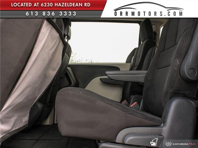 2014 Dodge Grand Caravan 29G SXT (Stk: 5595-1) in Stittsville - Image 23 of 28