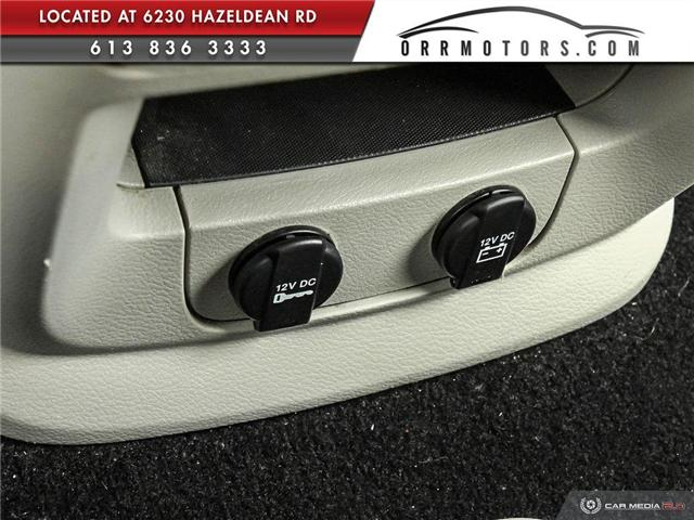 2014 Dodge Grand Caravan 29G SXT (Stk: 5595-1) in Stittsville - Image 27 of 28