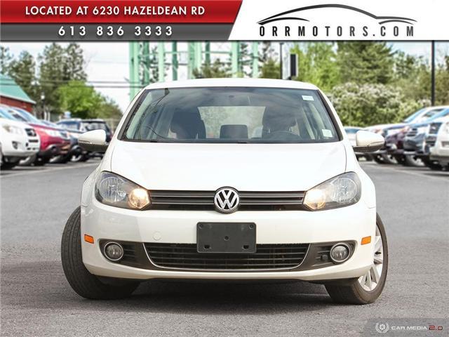 2012 Volkswagen Golf 2.0 TDI Comfortline (Stk: 5767) in Stittsville - Image 2 of 28