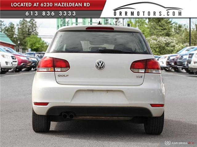 2012 Volkswagen Golf 2.0 TDI Comfortline (Stk: 5767) in Stittsville - Image 5 of 28