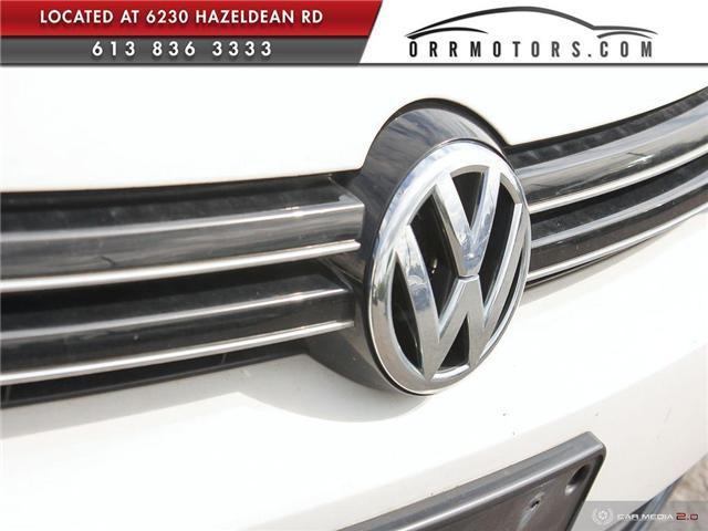 2012 Volkswagen Golf 2.0 TDI Comfortline (Stk: 5767) in Stittsville - Image 7 of 28