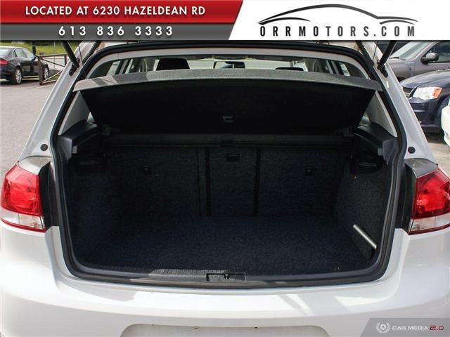 2012 Volkswagen Golf 2.0 TDI Comfortline (Stk: 5767) in Stittsville - Image 9 of 28