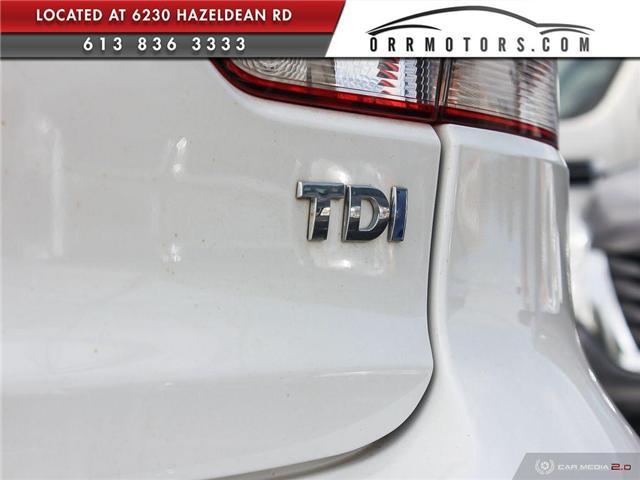 2012 Volkswagen Golf 2.0 TDI Comfortline (Stk: 5767) in Stittsville - Image 12 of 28