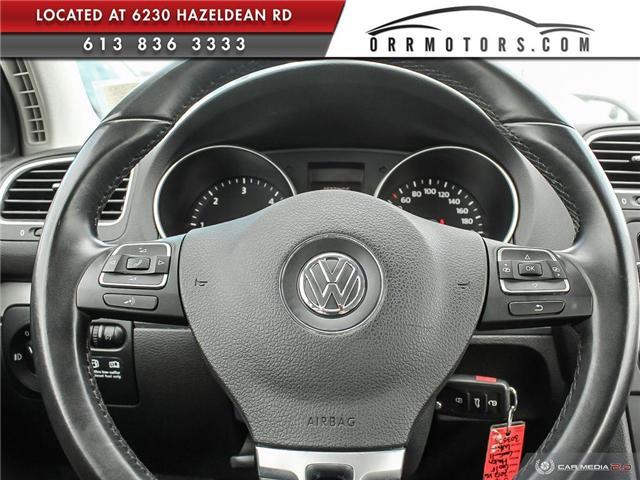 2012 Volkswagen Golf 2.0 TDI Comfortline (Stk: 5767) in Stittsville - Image 14 of 28