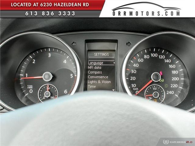 2012 Volkswagen Golf 2.0 TDI Comfortline (Stk: 5767) in Stittsville - Image 15 of 28