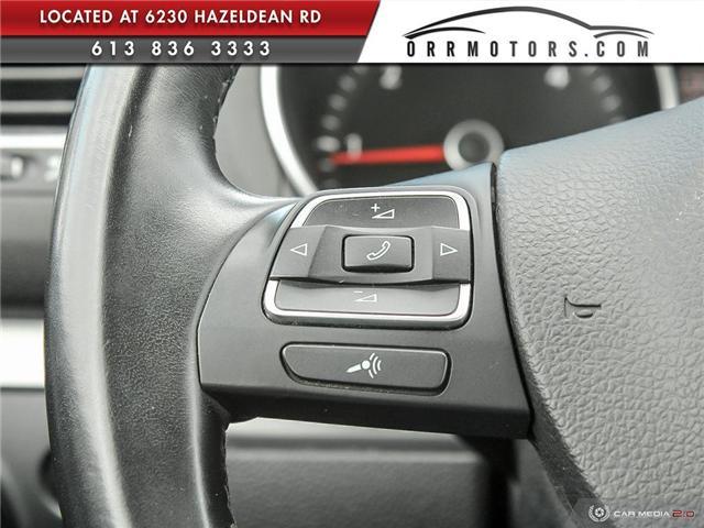 2012 Volkswagen Golf 2.0 TDI Comfortline (Stk: 5767) in Stittsville - Image 18 of 28