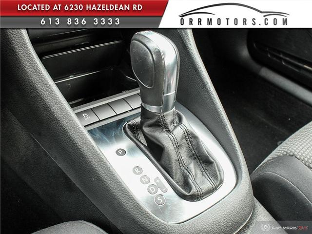 2012 Volkswagen Golf 2.0 TDI Comfortline (Stk: 5767) in Stittsville - Image 19 of 28