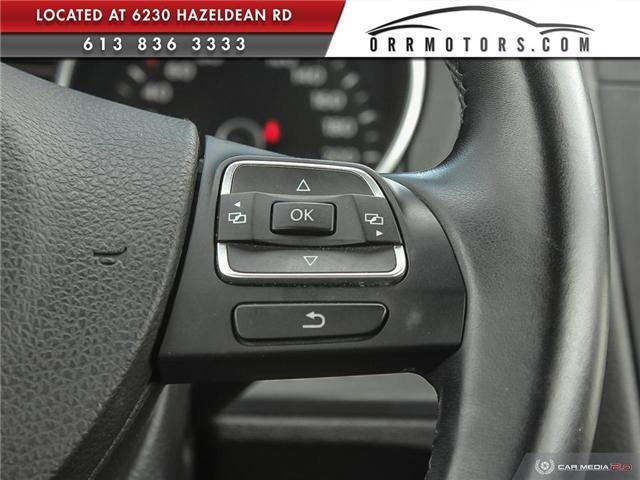 2012 Volkswagen Golf 2.0 TDI Comfortline (Stk: 5767) in Stittsville - Image 26 of 28