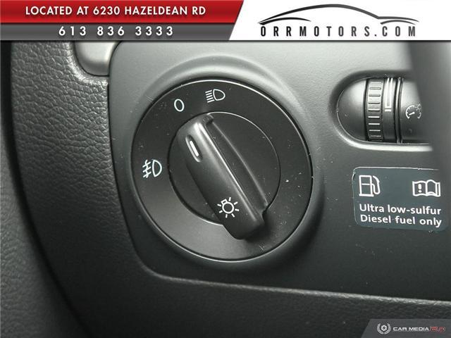 2012 Volkswagen Golf 2.0 TDI Comfortline (Stk: 5767) in Stittsville - Image 27 of 28
