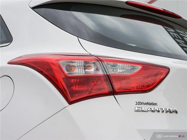 2013 Hyundai Elantra GT SE (Stk: WE028) in Edmonton - Image 12 of 27