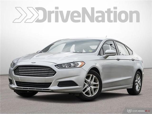 2015 Ford Fusion SE (Stk: WE178A) in Edmonton - Image 1 of 27