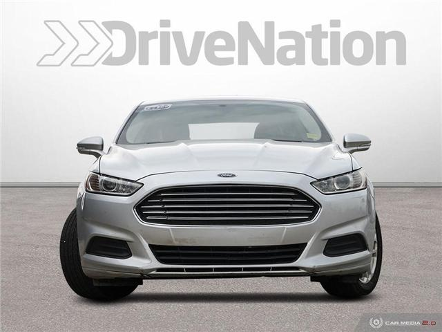 2015 Ford Fusion SE (Stk: WE178A) in Edmonton - Image 2 of 27