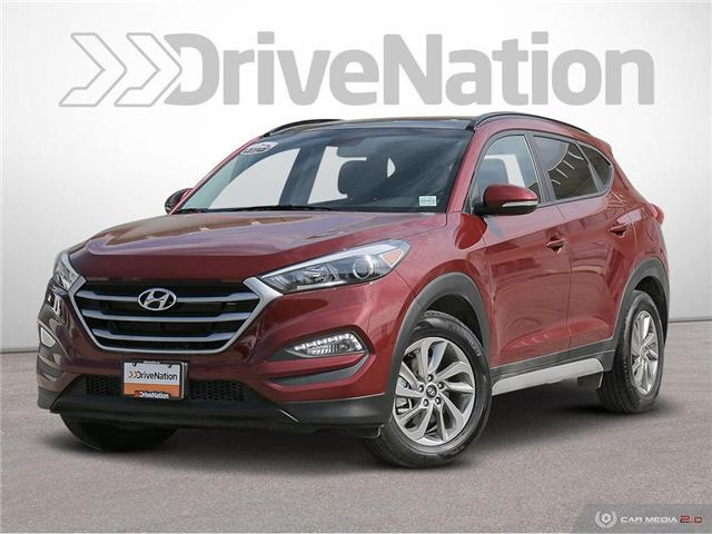 2018 Hyundai Tucson Base 2.0L (Stk: NE166) in Calgary - Image 1 of 27